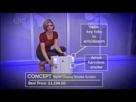 Rachel Riley Ass Shots & Tight Top Gadget Show HD 01 07 13