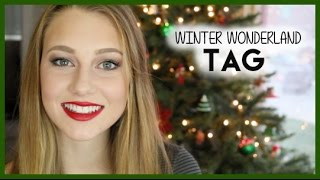 The Winter Wonderland Tag | 2014 Thumbnail
