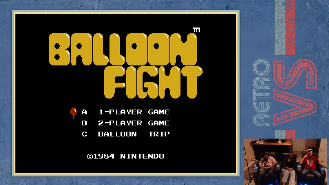 Super C, Balloon Fight, Pac Man - Super C, Balloon Fight, Pac Man