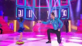 CARLOS DE LA MOTA Bailando Merengue con la niňa Adison Paulette