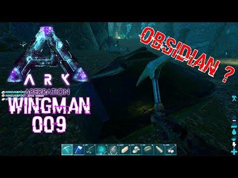 Wo gibt es Obsidian?   #009 Wingman Aberration   ARK PvP