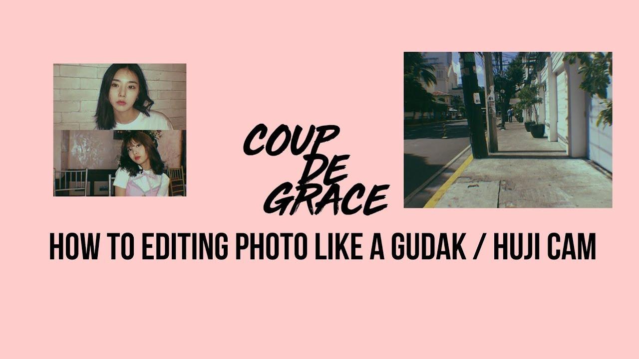 Alternative Gudak / Huji Cam with Feelm & Vsco (Free Download full) English