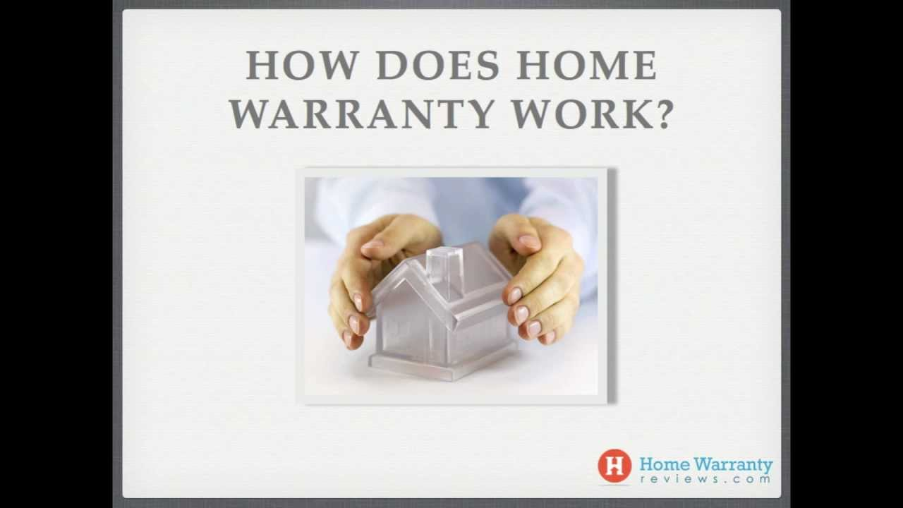 what's covered in a home warranty?