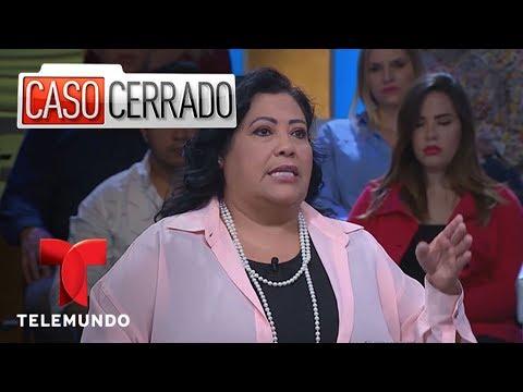 Caso Cerrado | Grandma Survives Earthquake Then Gets Kidnapped😱👵🚑🕵👥 | Telemundo English