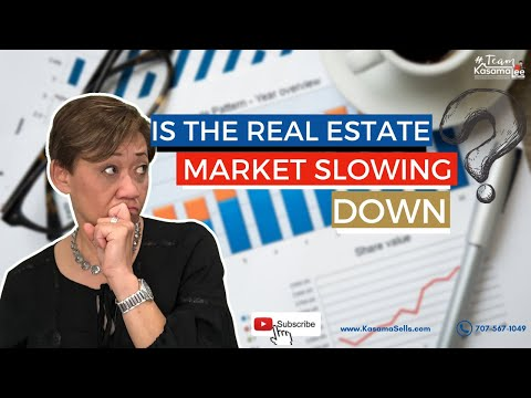 Is the real estate market slowing down?   Kasama Lee