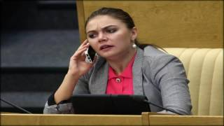 Алина Кабаева кажется родила Путину сыночка