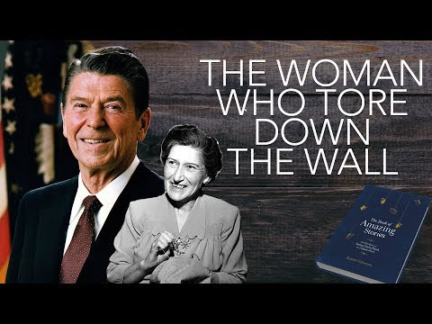 The Woman Who Tore Down The Wall