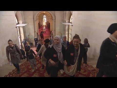 The Muslim Headscarf: France's Republican Dilemma