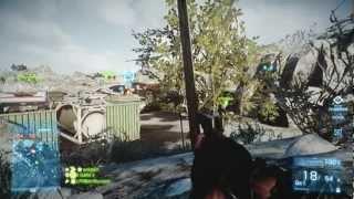 Battlefield 3 multijoueur sur Kharg