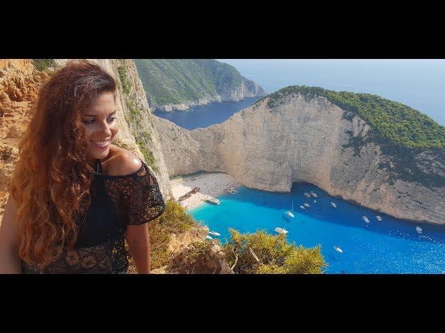 ILYEN VALÓJÁBAN ZAKYNTHOS! + ABBA KLIPBE KERÜLTEM! :D | Tamás Anita