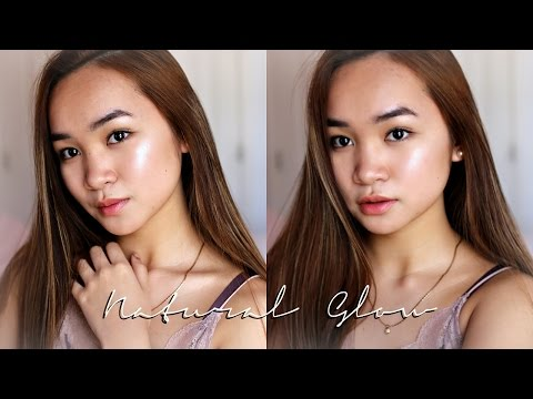 Natural Glow Makeup Look (No Makeup Makeup) ✘ Lisa Phan
