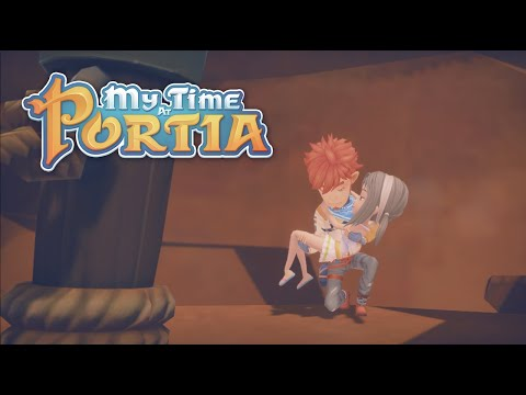 My Time at Portia - Dating Arlo |
