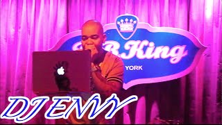 DJ ENVY LIVE AT BB KINGS IN NEW YORK CITY PART 1