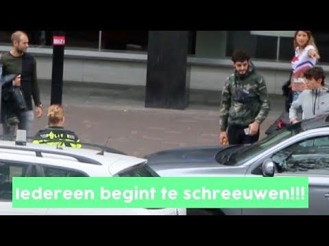 AUTO WORDT GEJAT IN TILBURG!!!  | Tatta's onder de loep #moedig4