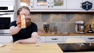 24 Beers Project #13 Grind Stone Amber Ale