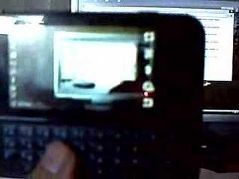 Menu du Samsung F700 et particularité du Telephone