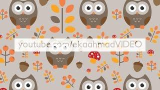 Create Autumnal Pattern with Illustrator