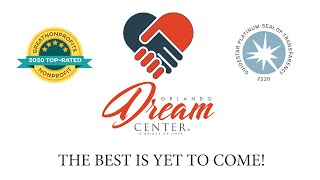 Dream Center Accomplishments 2020