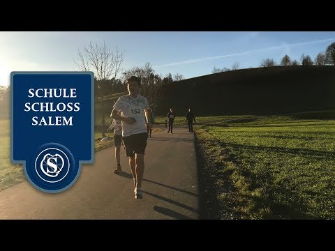 Run - Buß- und Bettagslauf Schule Schloss Salem 2018