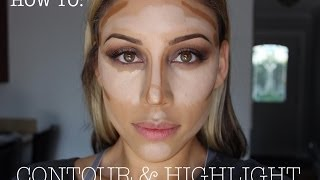 HOW TO: CONTOUR AND HIGHLIGHT Thumbnail