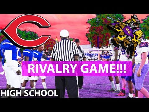 RIVALRY GAME!!  South Plantation vs Plantation High school