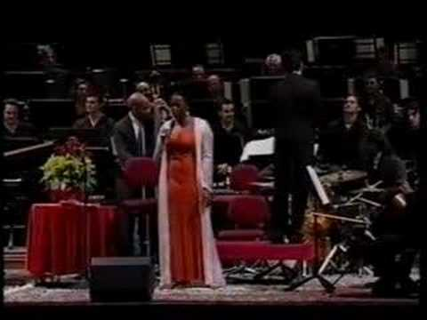 The Brass Group - Dianne Reeves & O.J.S.,Palermo