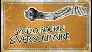 Gynéco, boudin & ver solitaire ft. Pierre Kerner - Asclépios #12