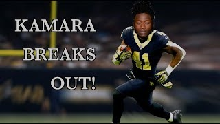 Alvin Kamara is LEADING the NFL in this amazing stat! thumbnail