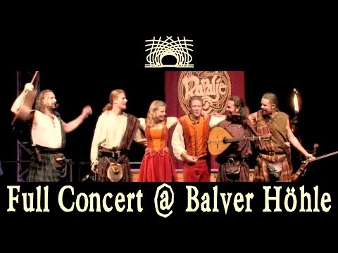 Rapalje - Full live concert @ Balver Höhle Irish folk & Celtic Music Festival