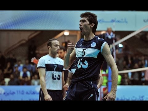 Iran Volleyball Super League 2015 Final | Paykan 3 - 2 Shahrdari Urmia