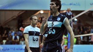 Iran Volleyball Super League 2015 Final | Paykan 3 - 2 Shahrdari Urmia