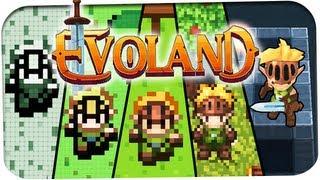 Evoland Gameplay - Die Evolution der Videospiele! - Let