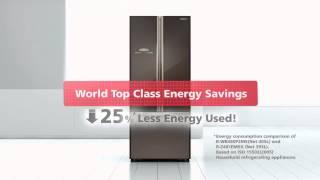 Hitachi Bottom Freezer Refrigerator