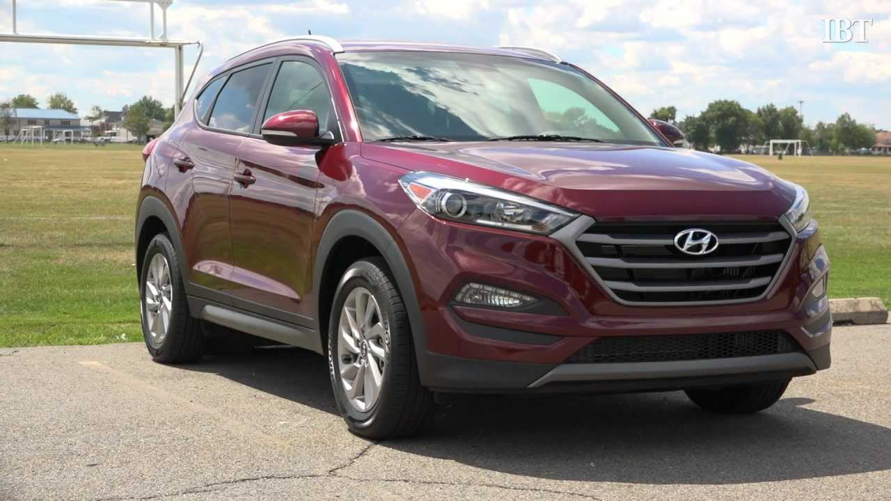 2016 Hyundai Tucson Eco Review How Much Car Can You Get For 25k