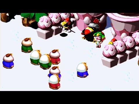 12/16- Super Mario RPG (SNES) / Los Padres De Mallow [4:3-FHD@30]