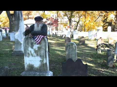 REAL Sleepy Hollow: Headless Horseman's Grave - YouTube