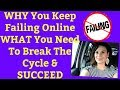 Steps To Earn Money Online - How To SUCCEED In A Home Based Business Online - Step By Step