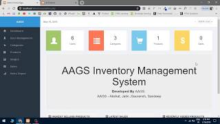 A project to make an intelligent warehouse management system which optimises helping in reducing labour costs and space wasted while also increas...