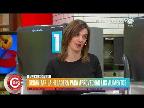 Cómo Organizar La Heladera Para No Desperdiciar Alimentos.