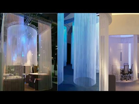 Sunquest used 16 foot String curtains Designs