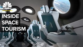 Why SpaceX, Virgin, & Blue Origin Are Betting On Space Tourism