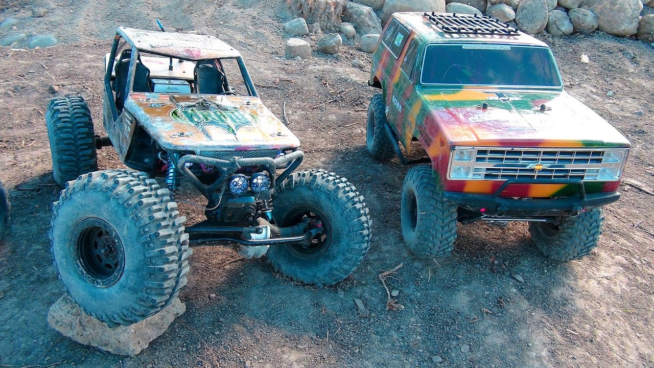 RC ADVENTURES - Scale RC 4x4 & 6x6 Trucks on the Trail at ...