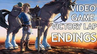 Victory Lap Video Game Endings