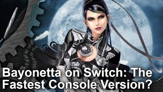Bayonetta on Switch: The Definitive Console Release?