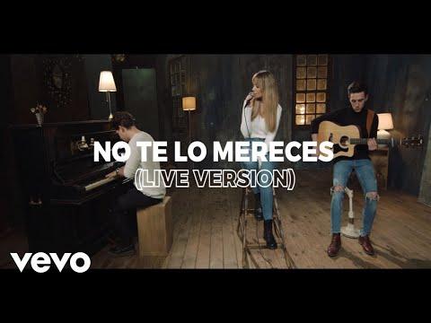 Смотреть клип Edurne - No Te Lo Mereces