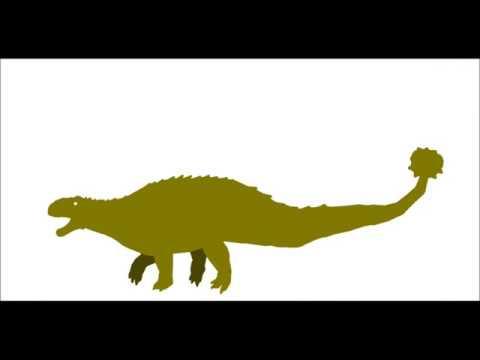 PPBA Saurophaganax vs Ankylosaurus