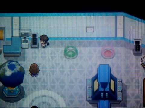 Pokemon Heart Gold Extra 01 - GTS (Global Trade Station)