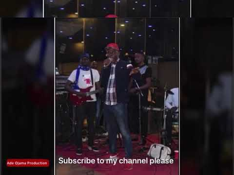 Demola Suzi remix Bob Marley songs live on stage