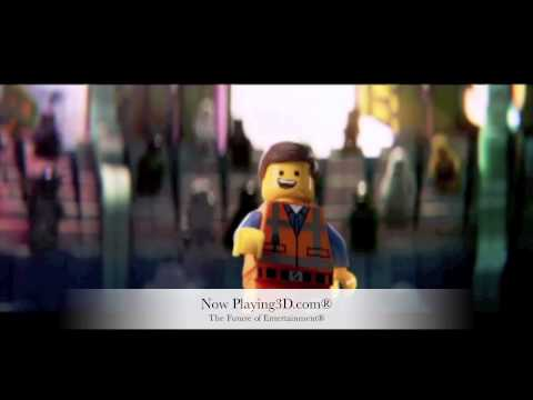 The Lego Movie Official French Trailer 2013