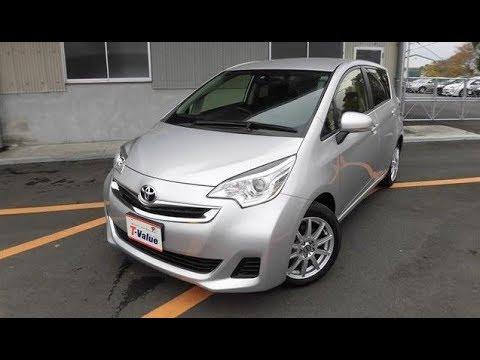 Фото к видео: Toyota Ractis 2014 г. Обзор и анализ